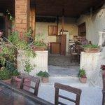 Rooftop Area/Breakfast/Lounge Area