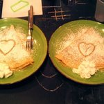 Sweet crepes!