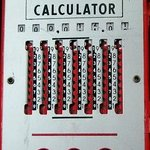 Remember this calculator?