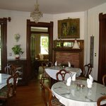 one dining area