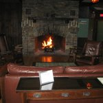 Lounge in lodge