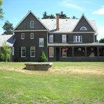 Okeefe mansion