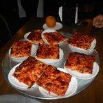 Pizzas aplenty!