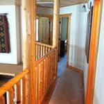 Hallway in loft