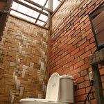 Paganakan Dii's toilet