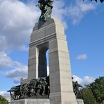 my photo of the National War Memorial