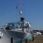 HMCS Sackville, Halifax