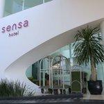 Sensa Hotel Front