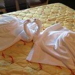 Towelgami
