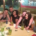 The crew at Taratsa! (I'm the very drunk looking one)