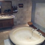 King sized bath!