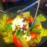 Italian salad family style