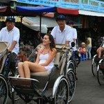 Cyclo tour :)