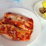 the world famous Cannelloni (handmade!)