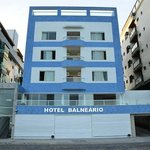 Fachada Hotel Balneário