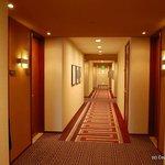 Cozy hallway