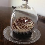 Choclate truffle cupcake. Grandson loved them so much we ordered 2 doz for his birthday party