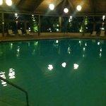 Pool 10' deep