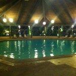 Huge Pool 10' deep