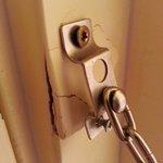 Room Door Security Chain