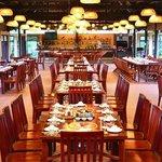 Restaurant main dining hall