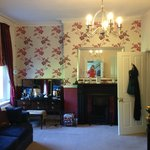 Our palatial, beautiful room
