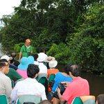 Jungle Boat Tour with Giovani
