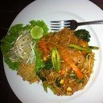 veg thai food
