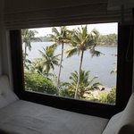 Kerala, painted by the Raviz: A view from my room