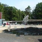 Nowa część parku