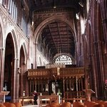Manchester Cathedral Interior 1