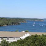 Different View of Frenchman's Bay & Bar Island from 4th Floor Balcony
