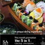 Foto van Sakura Japanese Restaurant