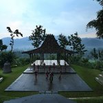 Photo de Plataran Borobudur Resort & Spa