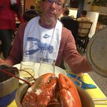 Le celebre ragout de homards