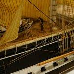 Marinemuseum Modell