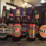 Osaka's Craft beer on Tap & more!!