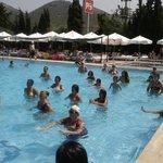havuz jimnastik
