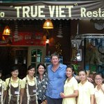 True Viet waitress
