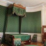 Camera da letto dove nacque Ludwig II