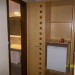 frigobar e armario