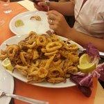ottimi calamari fritti