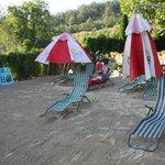 Pensiunea Mraconia - small beach