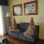 Blanket decoration