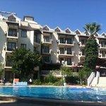 Hotel Halici Pool