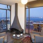 Aussicht der Wohnung Bosphorus 1