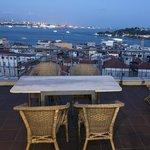 Aussicht der Wohnung Bosporus 1