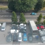 car park /work vans