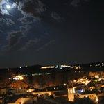 vista nocturna desde el alfonso vi