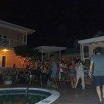 Musica bordo piscina